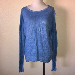 J. Crew cool dyed sweater